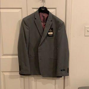 """Haggar """"Collections"""" Gray Sportcoat"""